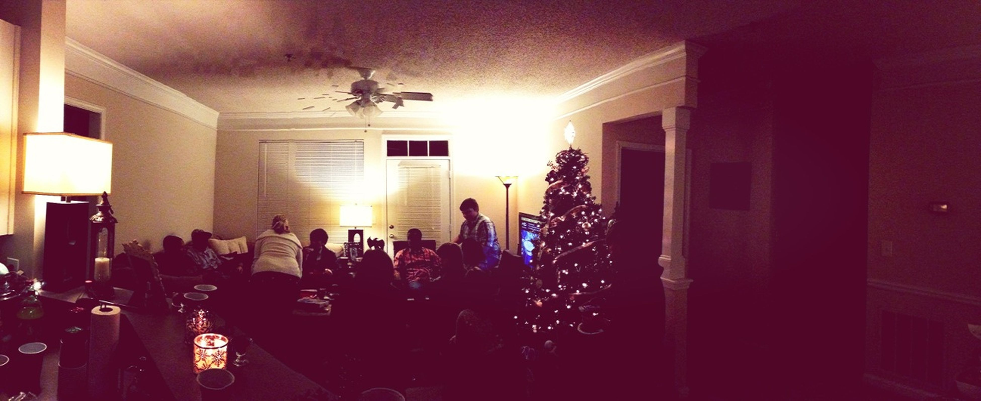 Element Worship Team Christmas Party Swag