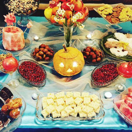 YALDA NIGHT Yalda Iranian Life Babol