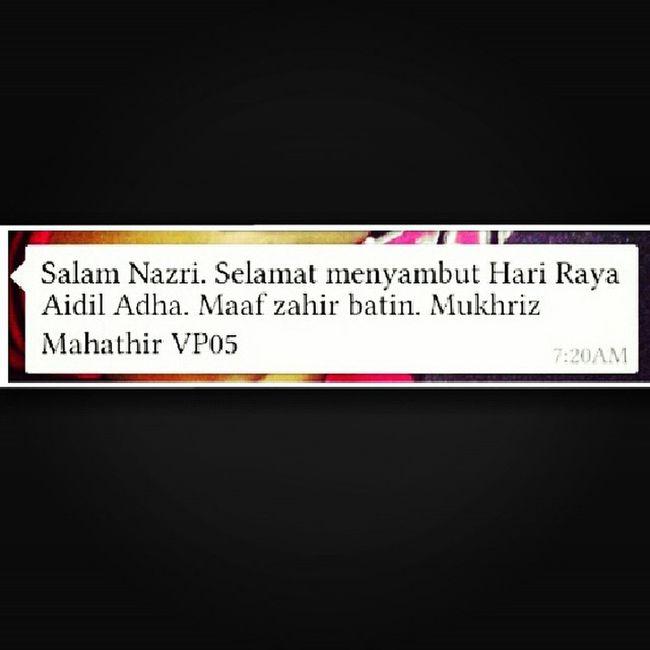 Pg2 lg dh masuk sms dr Dato' Mukhriz Mahathir TQ Dato.. Mukhriz MukhrizMahathir Mm4vp Mbkedah tunmahathir