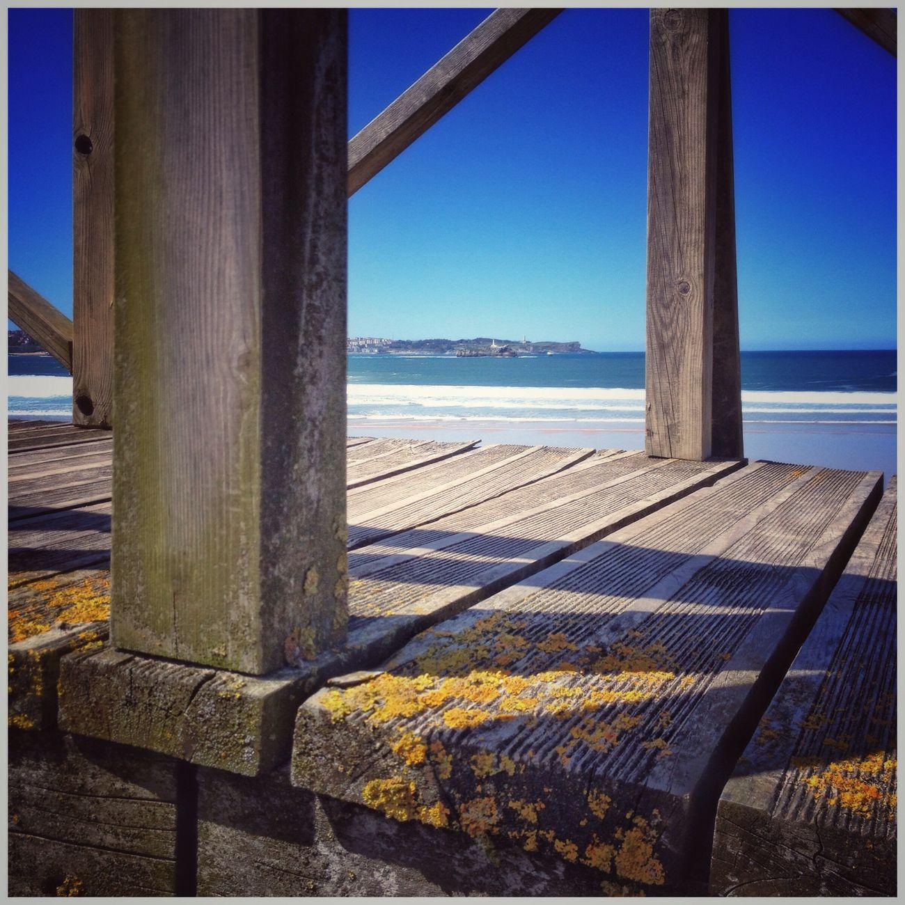 Enjoying The Sun Sea Relaxing IPhoneography Cantabriainfinita View Movilgrafias Cantabria Popular Photos SPAIN Landscape_photography Santander #somo #surf #cantabria #sea Somo Landscape_Collection Enjoying Life Estaes_cantabria Good Atmosphere Relaxing