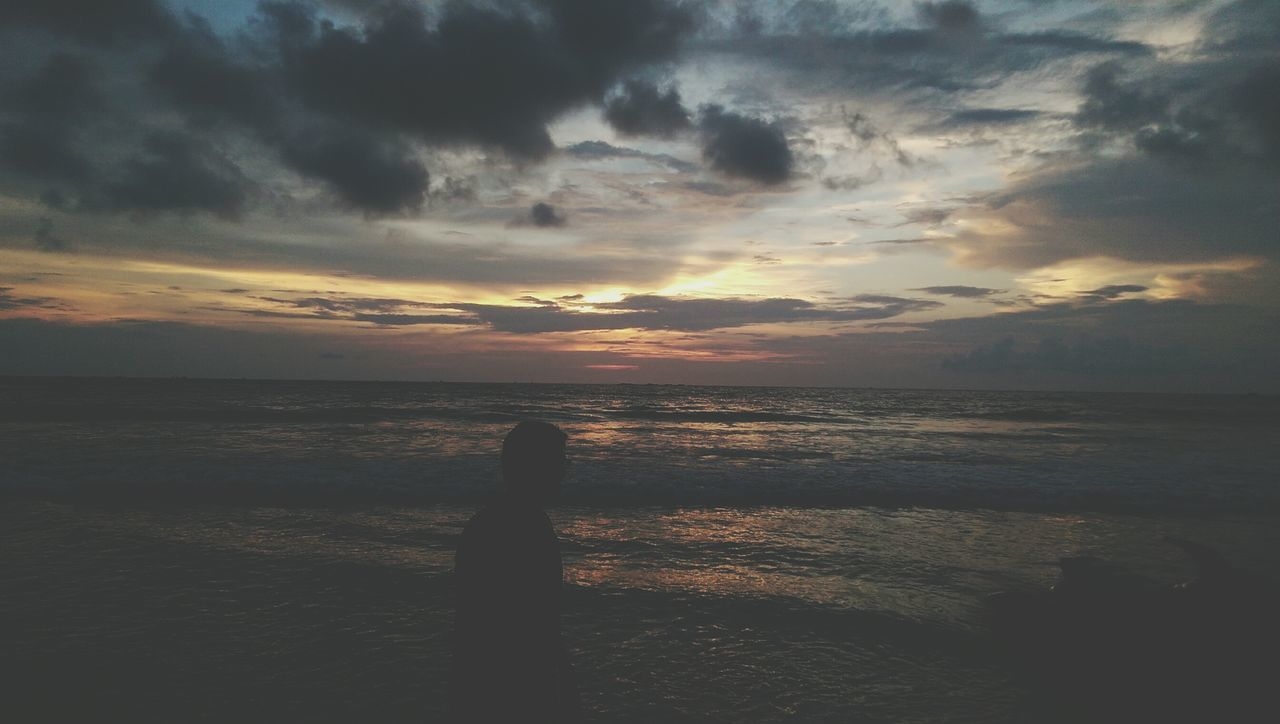 Hanging Out Enjoying Life The Places I've Been Today Nature On Your Doorstep Seaside Htc One M8 Sunset_collection Sunsetbythesea🌅 Classics Cloudy Sky