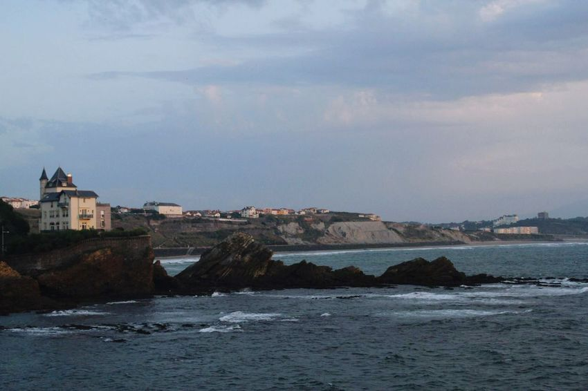 Biarritz France Phoyography Holiday