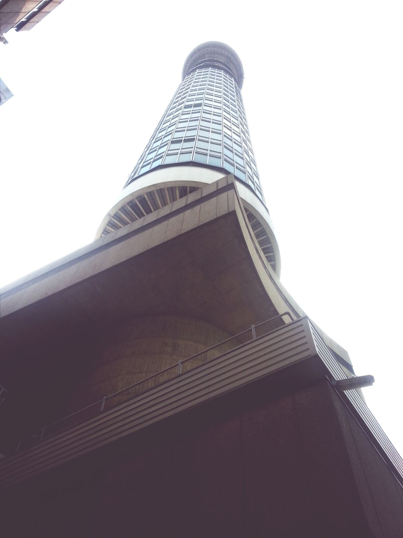 BT tower in London BT Tower London BT Tower