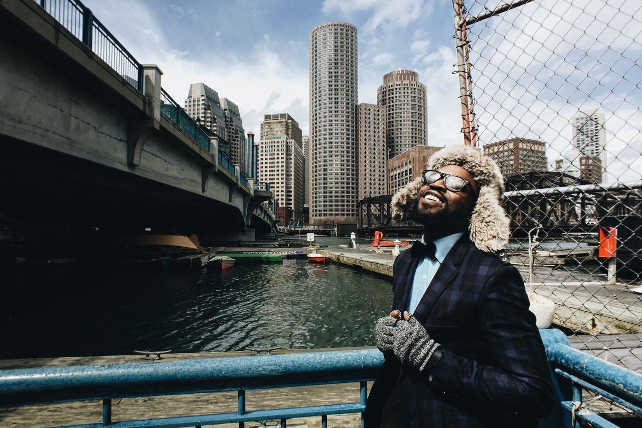 Beautiful stock photos of boston, 30-34 Years, African Ethnicity, African-American Ethnicity, Architecture