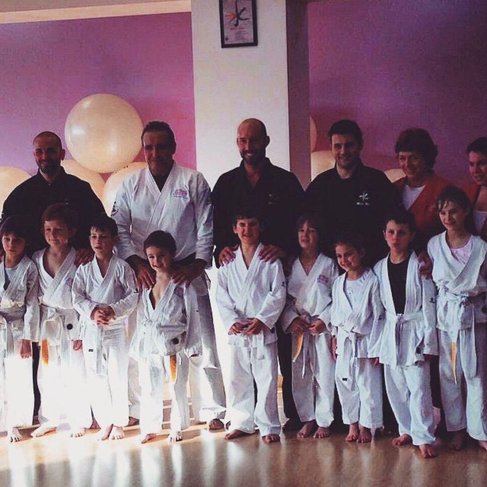 Bamboo Palestra Bambini  Jujitsu Mizuryu Artimarziali Karatejitsu Cosimocosta Dosson Graziegenitori Tuttibravi