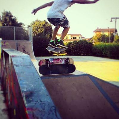 Skate Skatepark Skatelife POWERYOURLIFE