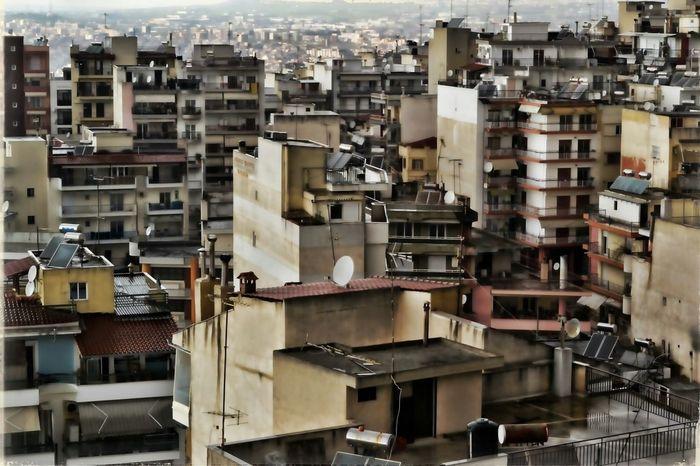 Impressionism Urbanphotography Thessaloniki