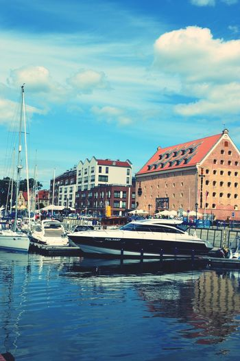 Gdansk Gdanskbezsamochodu Summer ☀ Holidays ☀ Relaxing Beautyful ❤ Lovelife