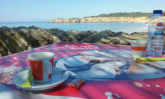 Chill out with a sea view... Relaxing Enjoying Life Hanging Out Portimao