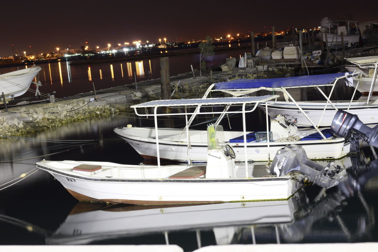 Boats Tourism Night Outdoors Travel Destinations Water Park - Man Made Space