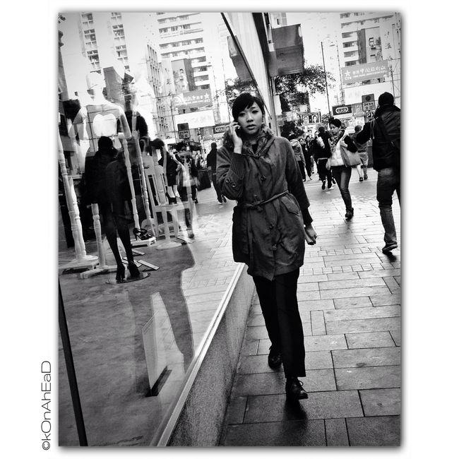 Mirrored Catwalk