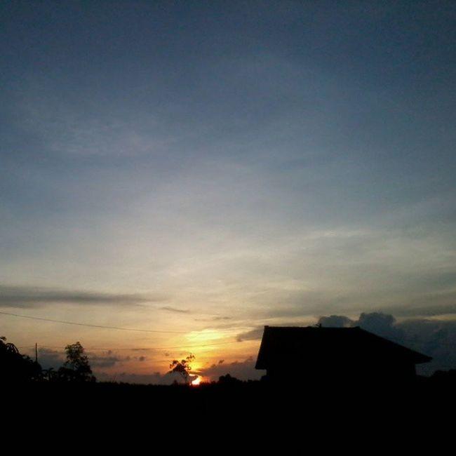 [ senja ] Waykanan Lampung INDONESIA Instanusantara instagram sunset