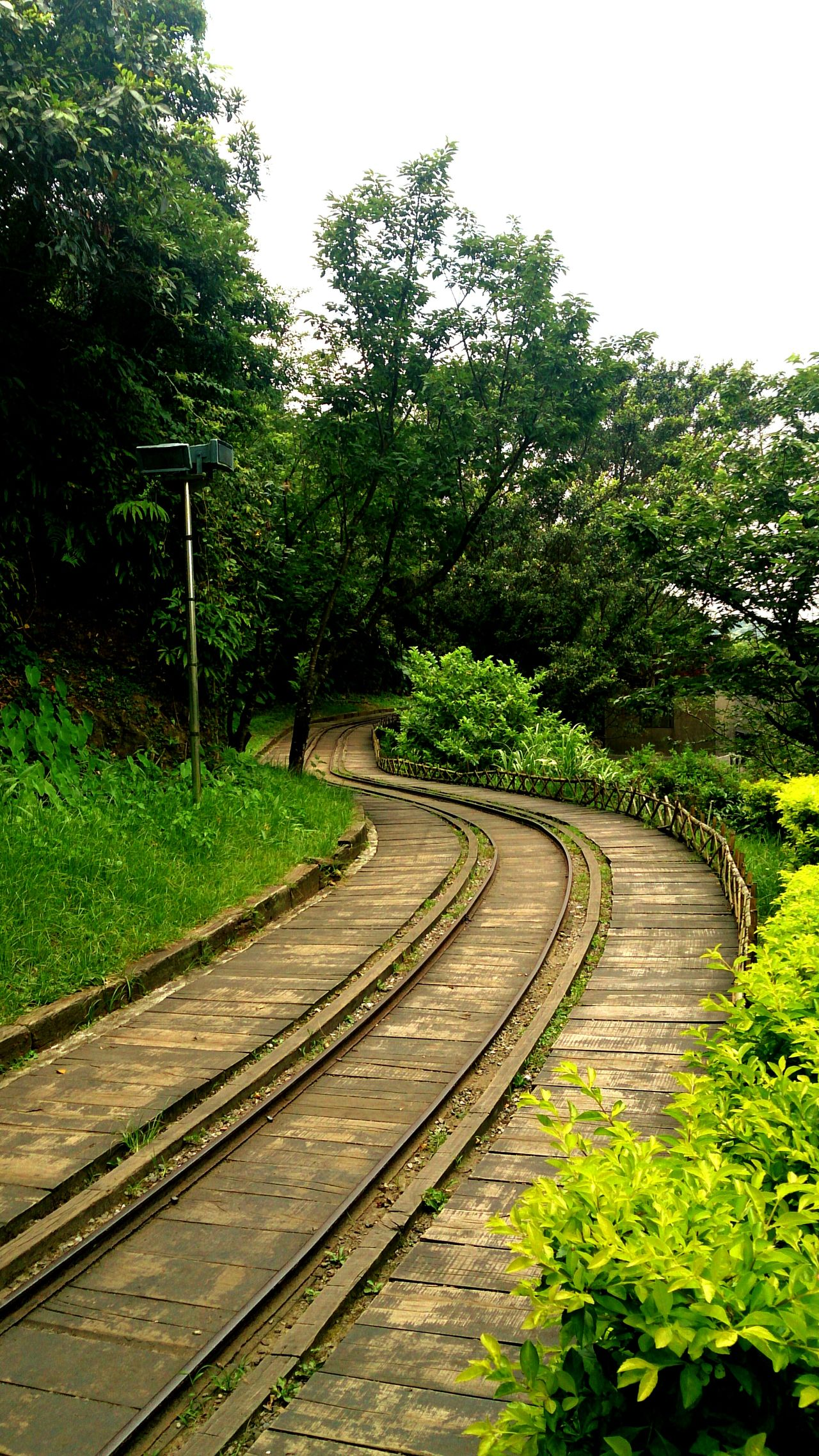 Train track Taking Photos 金瓜石 Train Tracks Traveling Enjoying The View Good Shot EyeEm Best Shots Nice Trip Popular Place