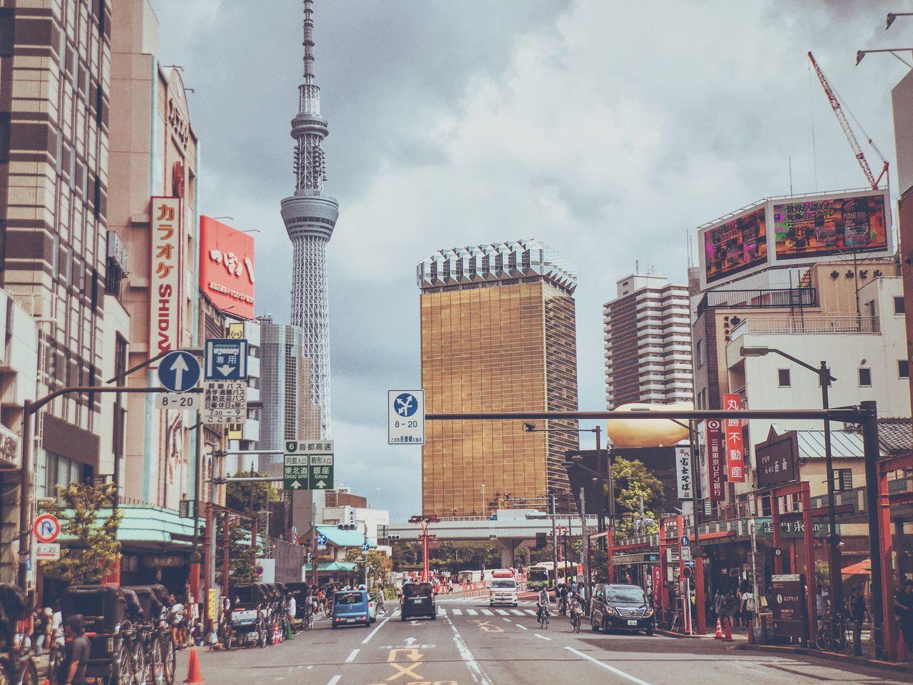 Japan Japan Photography Tokyo Tokyo,Japan Skytree 晴空塔 天空樹 Building 日本 東京 街頭 Street First Eyeem Photo