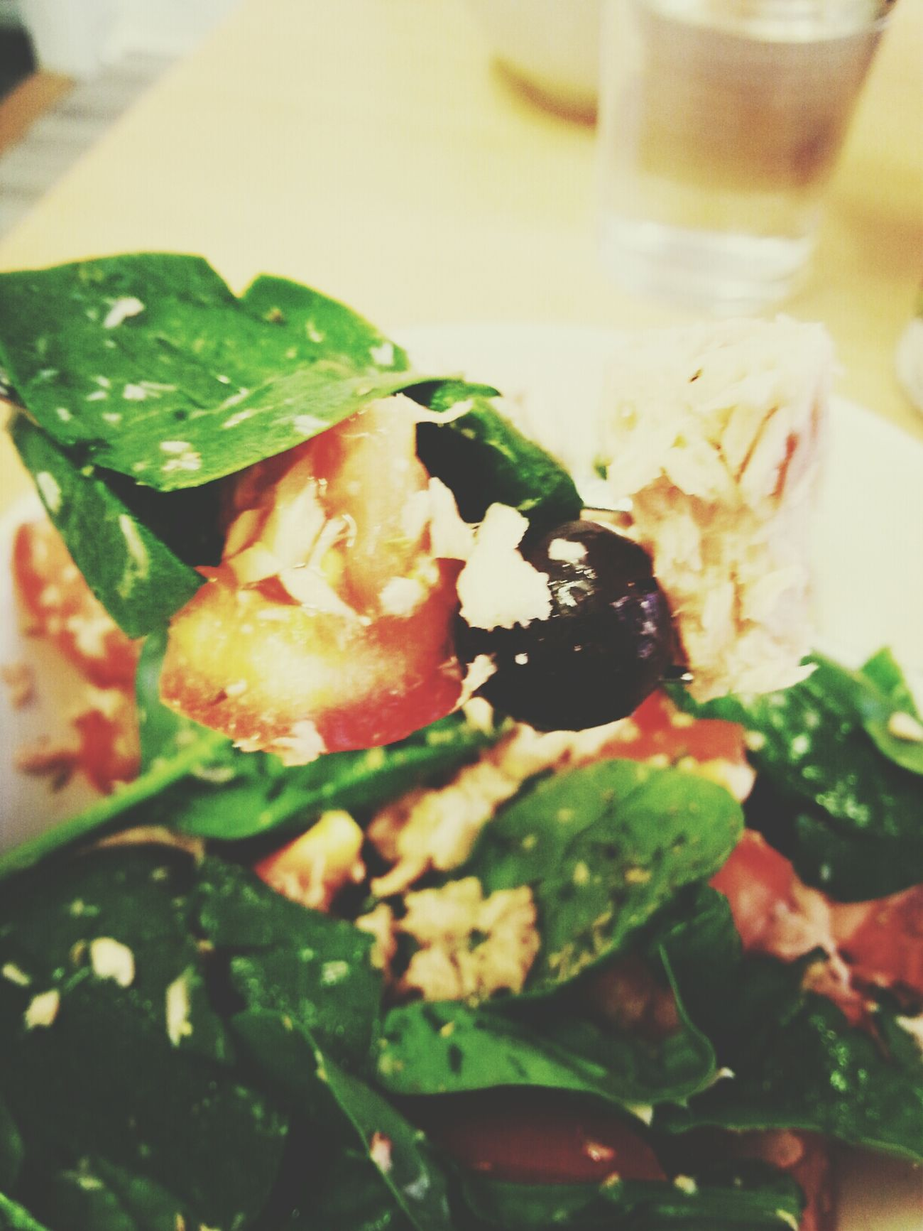eating my good lunch now!!! hectic day making lots of pictures! Eating Healthy Eating Lunch Working Place SS Foto