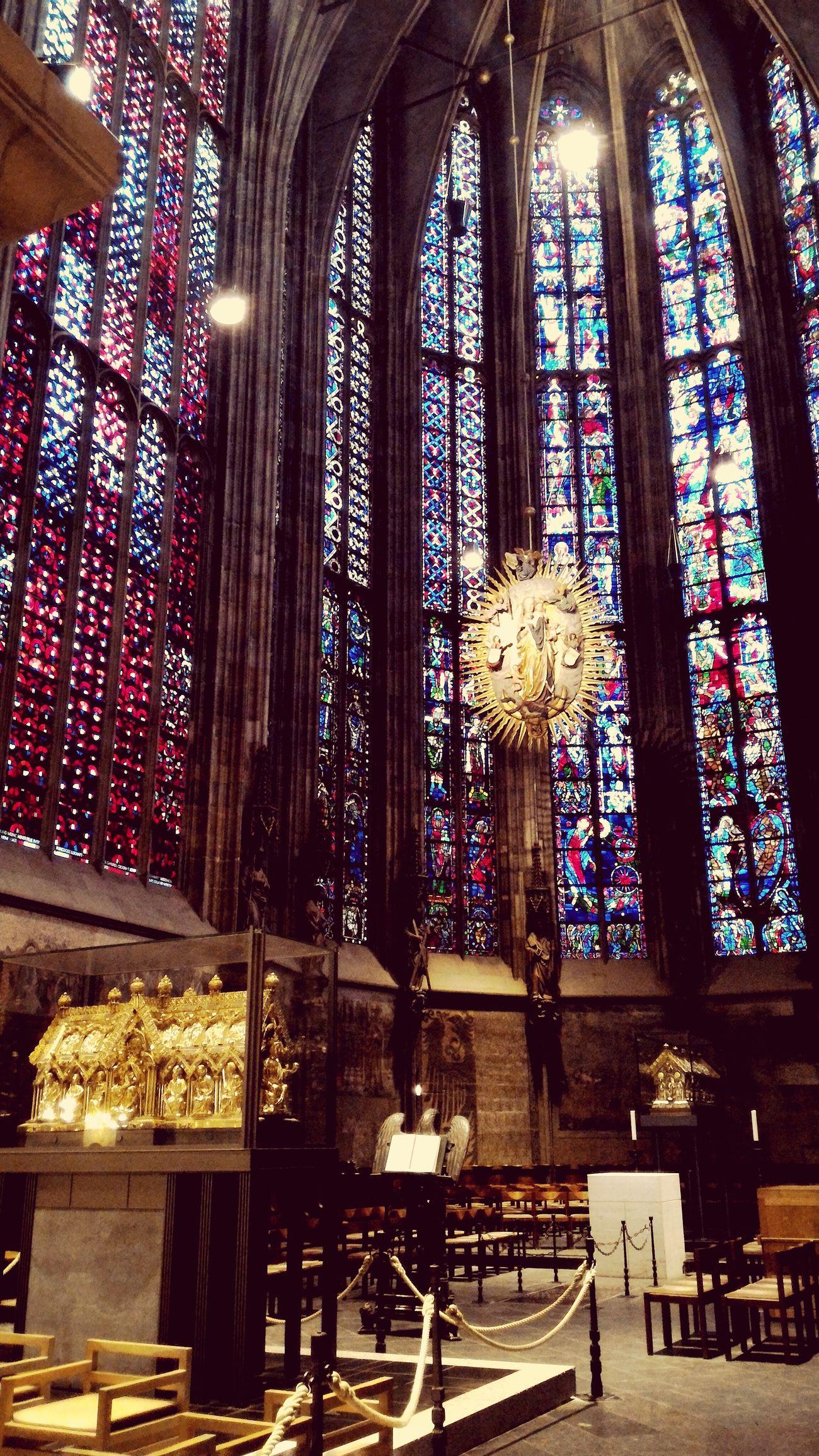 Aachener Dom Cattedrale Di Aquisgrana