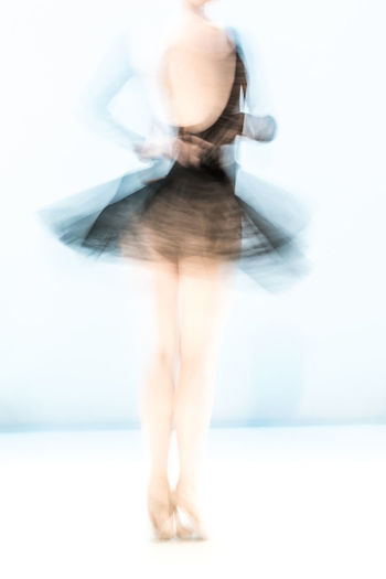 Blurred Folkwang University Abstract Balance Ballet Ballet Dancer Blurred Movement Dancing Full Length Girls Indoors  Leisure Activity Lifestyles Long Exposure Motion One Person People Performance Real People Rear View Skill  Standing Young Adult The Week On EyeEm The Week On EyeEm