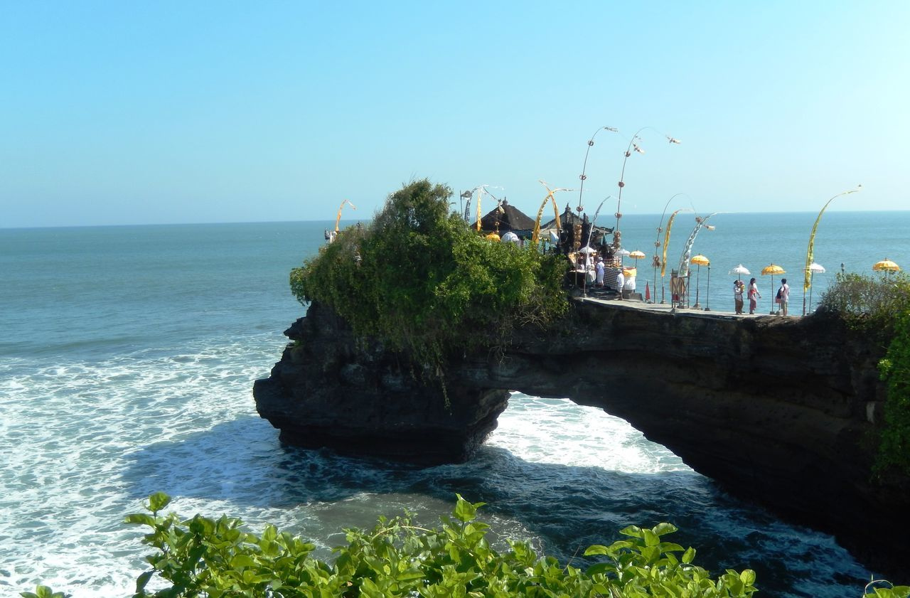 Bali Bali, Indonesia INDONESIA Tanah Lot Temple