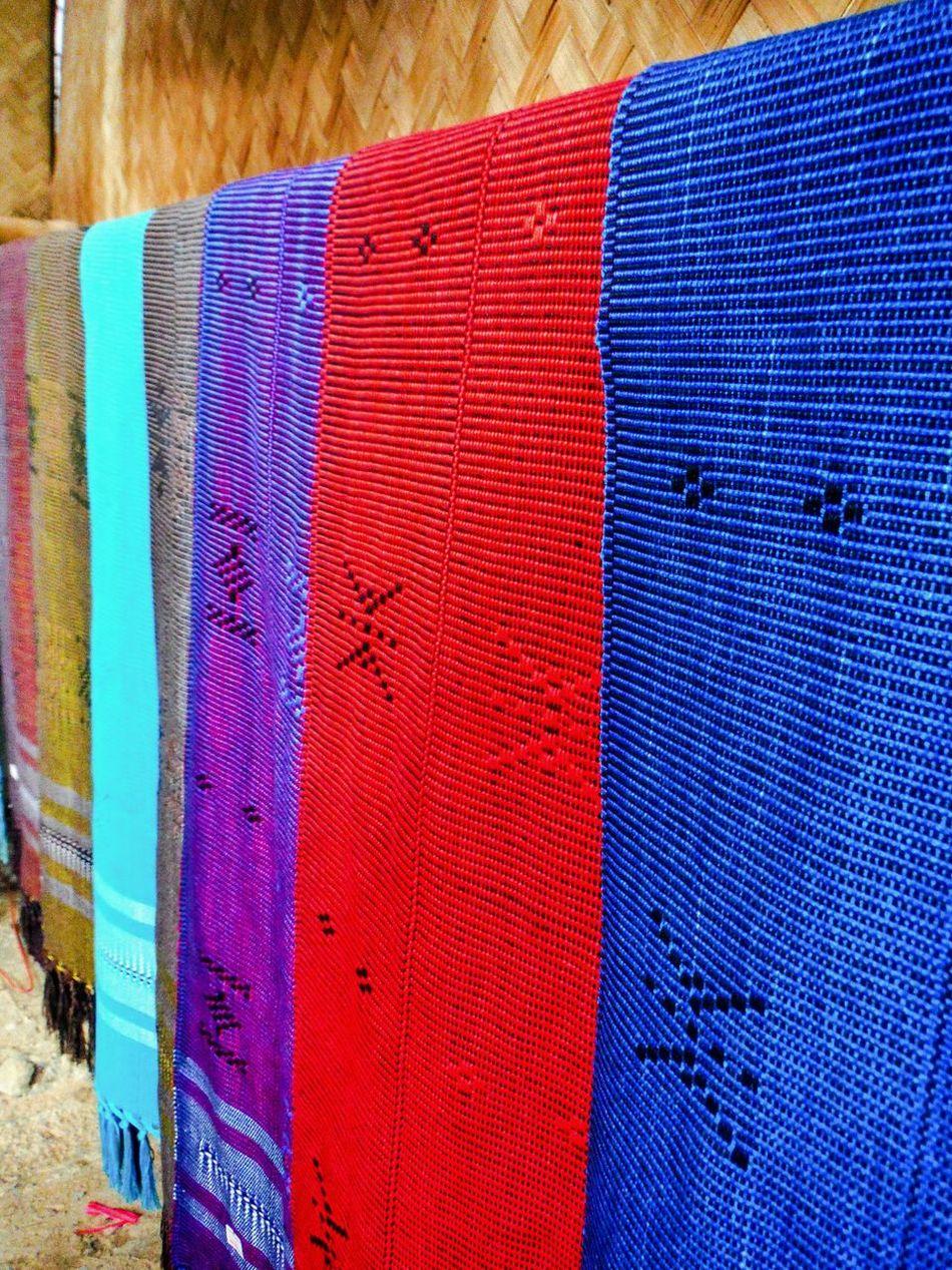 Handwoven by Hilltribe women Chiang Mai Thailand Chiang Mai Thailand Chiang Mai | Thailand Chiangmai Explore Thailand Explore Asia Multi Colored Textured  Handmade Handwoven Hand Woven Handwoven Fabric Fabric Fabric Detail Textile Textile Design Textile Fabrics Handwoven Textile Colorful Indigenous People Indigenous Culture Indigenous Design Hilltribe Culture