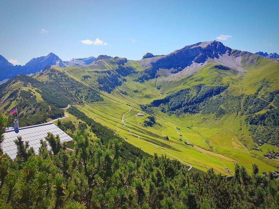 Liechtenstein Malbun Mountain View Alps EyeEm Nature Lover Showcase August EyeEm Best Shots Eye4photography  EyeEm Best Shots - Nature EyeEm Gallery Miles Away