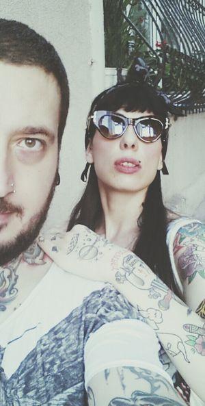 Love♥ My Husband <3 My Street Tatto ✌