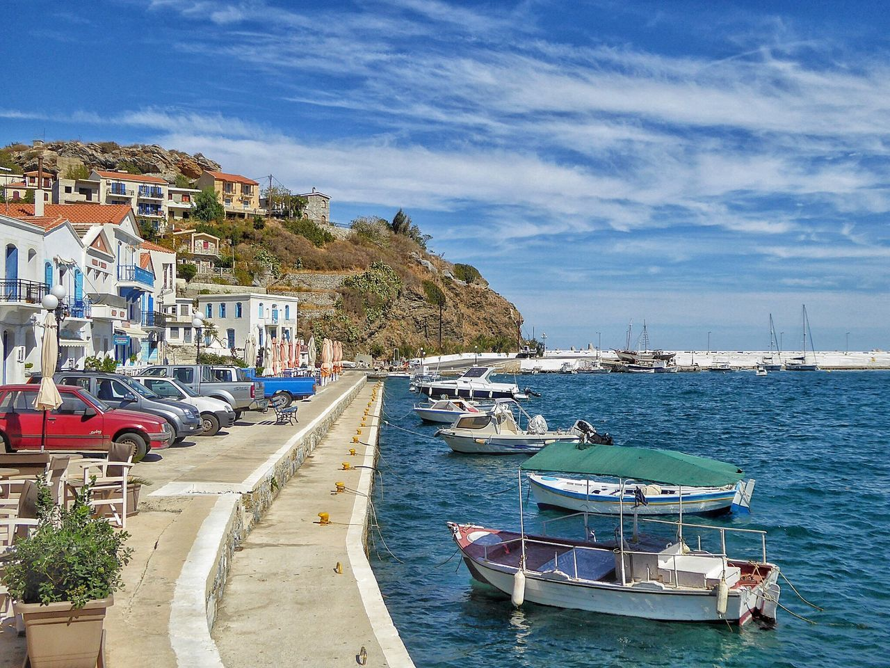 Evdilos Evdilos Ikarias Greece Village Ikaria Ikaria Greece Dodecanese Greece GREECE ♥♥ Landscape Landscape_Collection Landscape_photography Seascape Seascape Photography
