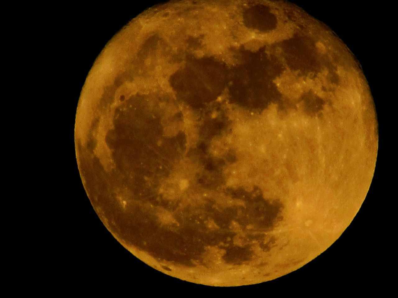moon, night, astronomy, beauty in nature, moon surface, planetary moon, nature, scenics, no people, yellow, outdoors, space, space exploration, sky, close-up