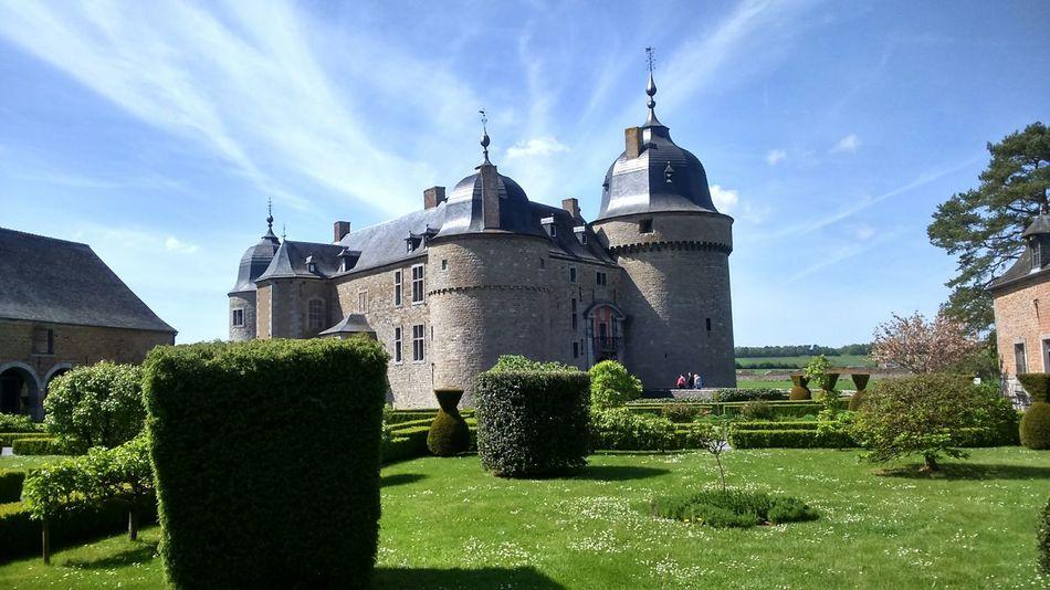 Chateau De Lavaux-sainte-anne Château Castle Belgium