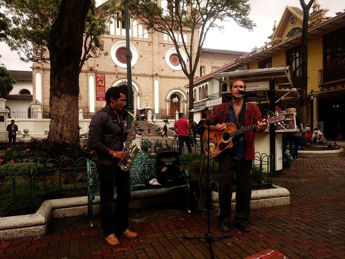 Muscian Life Musician Loja, Ecuador Musica Músicos En La Calle Music Eyem Music Lover City Center City Life City EyeEm Best Shots Best Of EyeEm