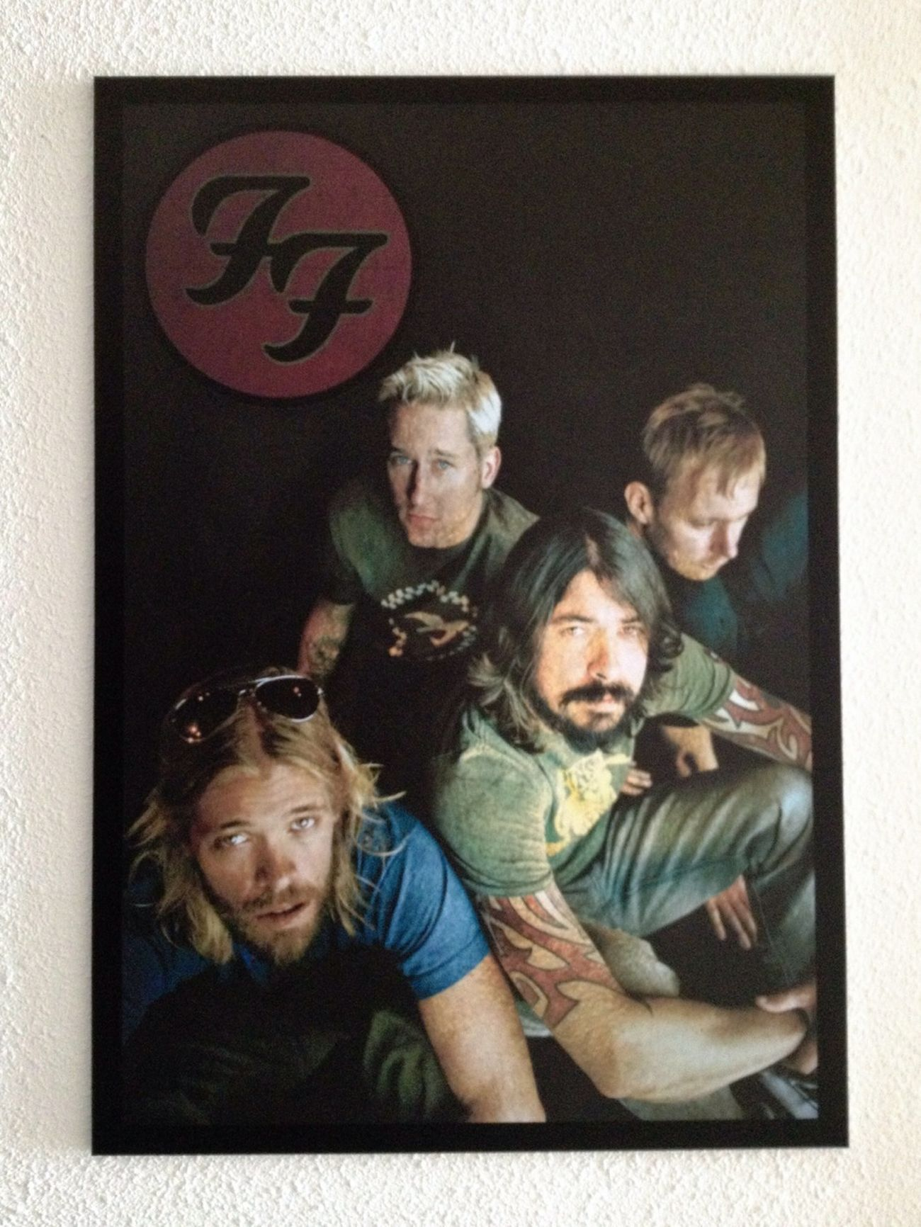 Foo Fighters My Favourite Band.