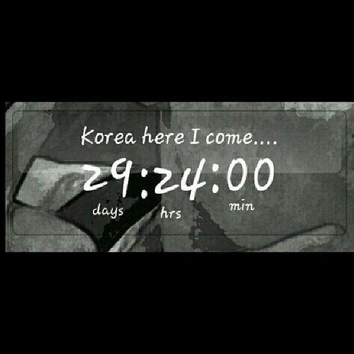 @shao_tingting Kamarihidris exactly 30days to go!!! Countingdown 33rdbirthdayinkorea Roadtripwzgfs superexcitedbutscaredofflying