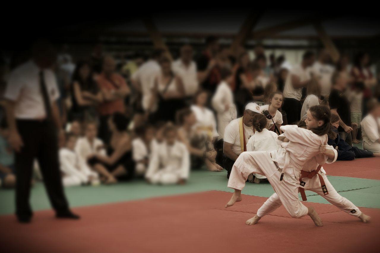 Siegen durch Nachgeben Sport Performance Judo Judo Is Life Judoka Judoeducazione Tochter Daughter