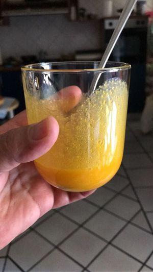 Uovo Zabaione Food And Drink