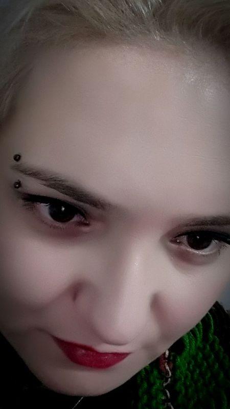 narsist Relaxing That's Me Hi! Heart ❤ çayyolu Taking Photos Piercing Snow ❄ Makeup Selfie