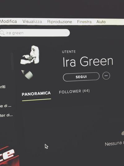 Ira Green 👊🏻