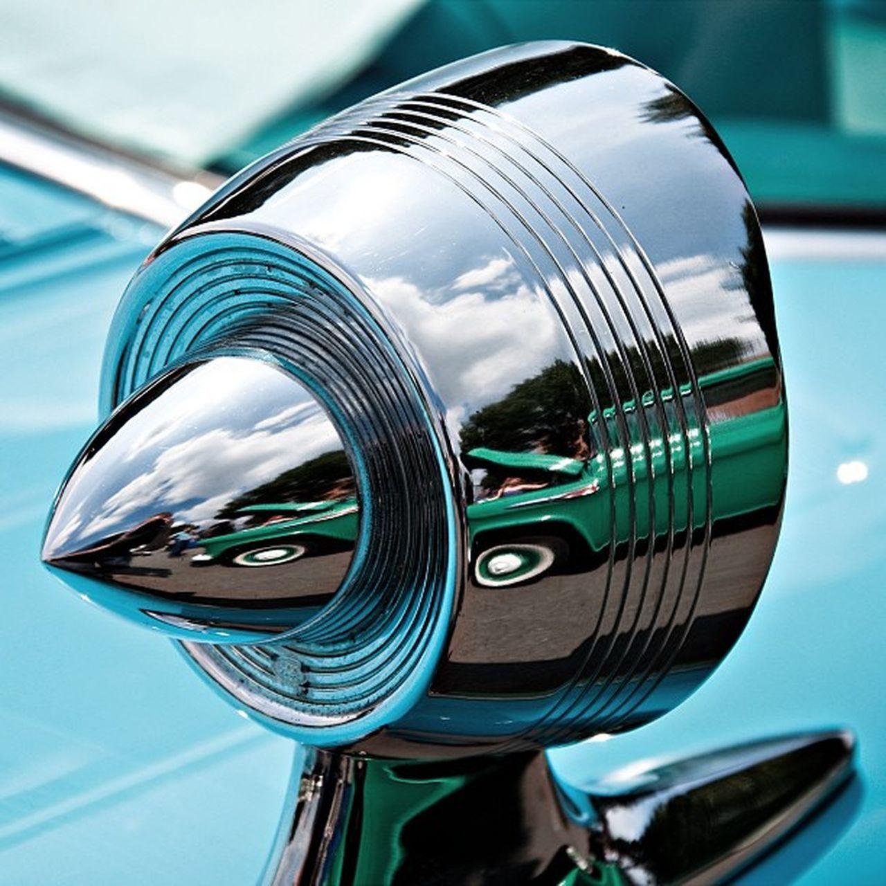 Reflections... Vintage Cars Mirror Rearviewmirror chrome reflections oldtimer rückspiegel chrom reflektionen alte autos d90 gimp