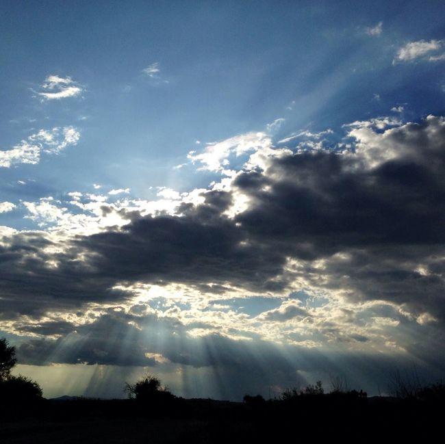 Las nubes grises también forman parte del paisaje Nubes Cielo Sol Puebla Tecali Clouds And Sky Taking Photos Enjoying The Sun Sunset Landscape Enjoying Life Relaxing