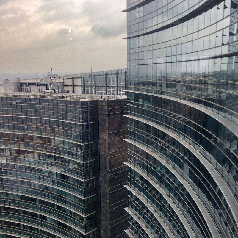 Enjoying The View Architecture Milan Vertigo