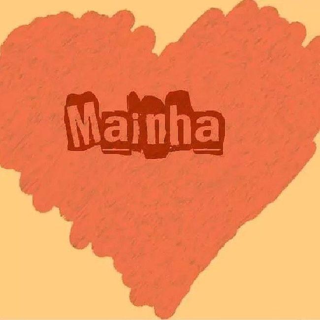 É bom ter alguem pra chamar de Mainha <3 Mainha Happymomsday Life Likeforlike Amor