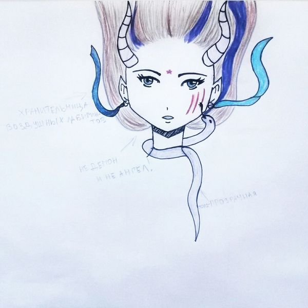Art Keeper Love Anime Manga Keep  Sky