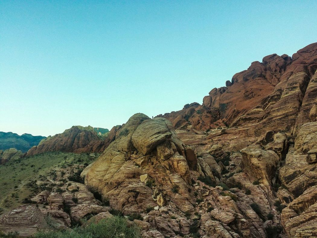 Do you see a rock climber? Redrockcanyon Showcase: November Seeing The Sights Redrock Lasvegas Nature_collection Earth_Collections Nature Landscape RockClimbing Earth Landscape_captures The KIOMI Collection