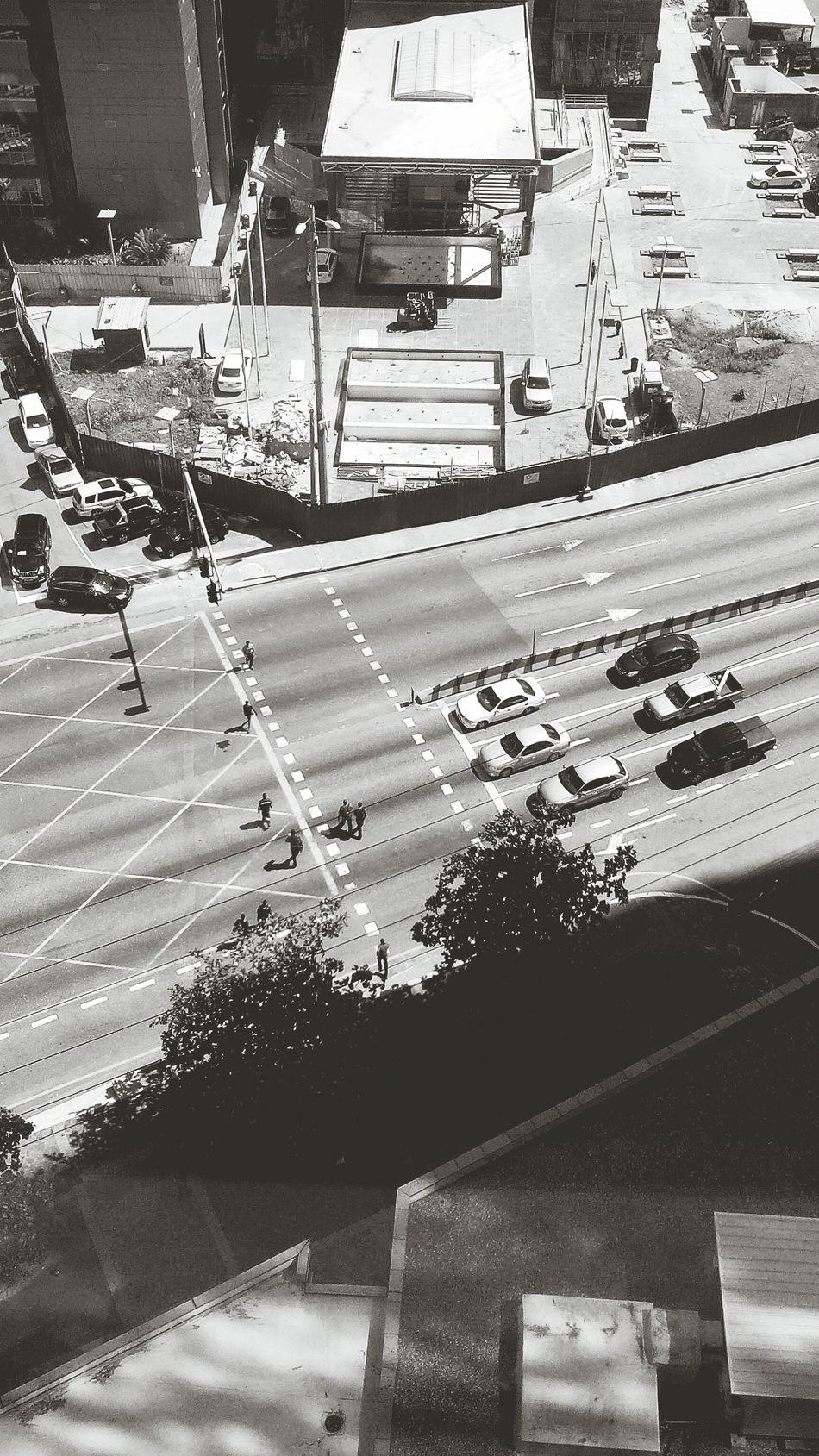 Citylife Cityscapes City City View  City Street Cityexplorer Tarmac Car Cars Transportation Traffic Traffic Lights Trinidad And Tobago Pedestrian People Whydidthepeoplecrosstheroad BluStudio5+5 PhonePhotography Afternoon HotSun EyeEmBestPics Eyemphotography EyeEm Nature Lover EyeEm Best Shots - Black + White EyeEm Best Shots