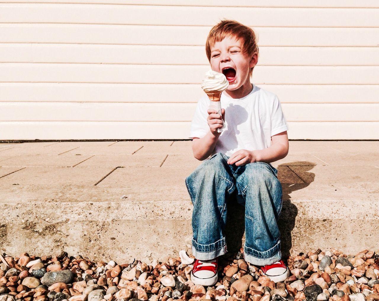 Beautiful stock photos of boy, Boys, Brighton, Casual Clothing, Childhood
