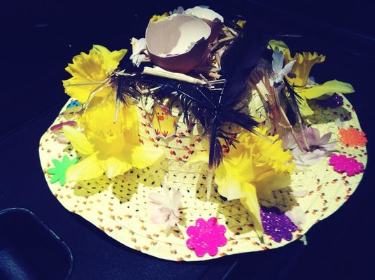 Easter Bonnet by john  cooper