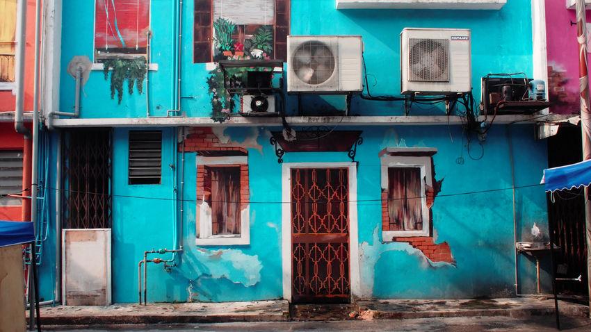 Mural Art Streetphotography Colors City Street
