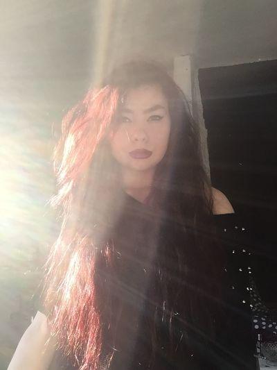 Girl Redhead Grundge Rebel Fuckit