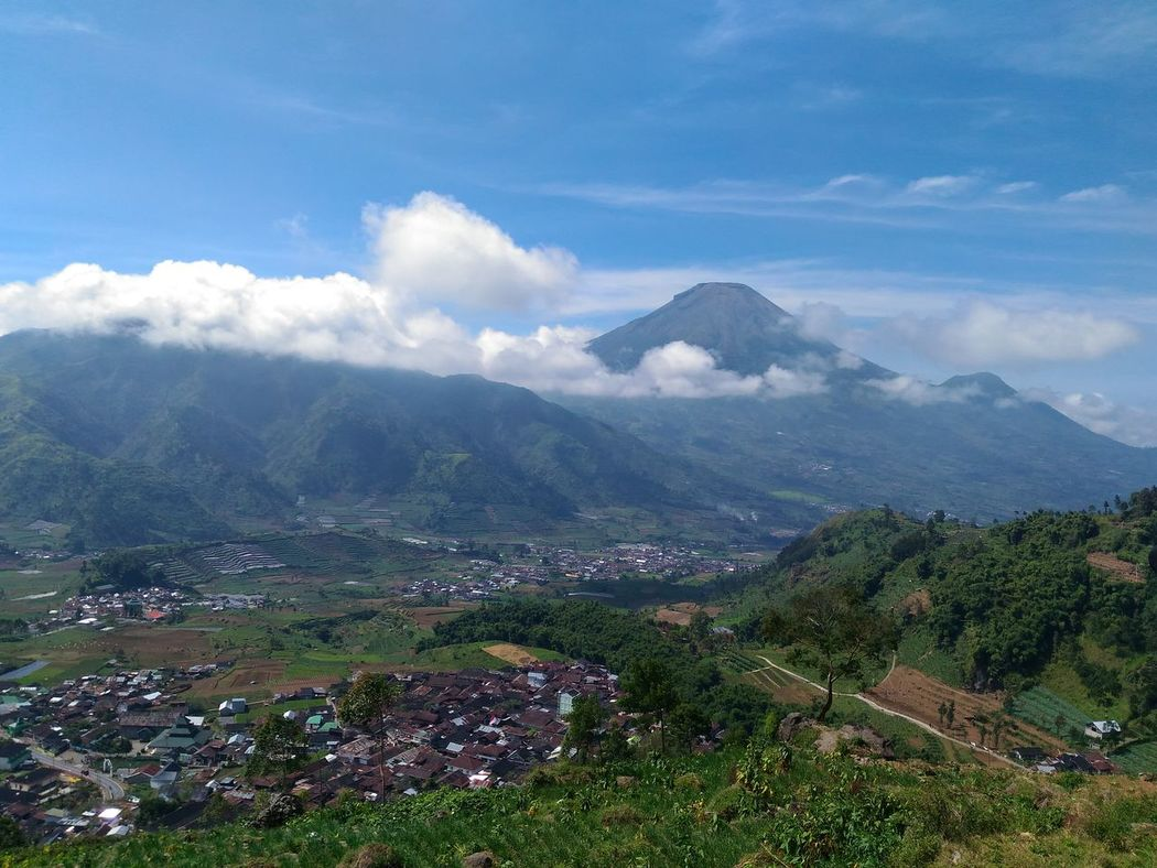 Hello World Taking Photos Justshoot View From The Car Nature Nature_collection Natural Beauty Dieng Wonosobo Indonesiabeauty Indonesiatourism