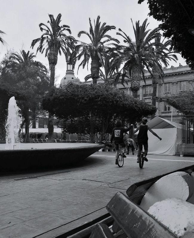 Plaza, Antofagasta Amor Arte Monocromo First Eyeem Photo