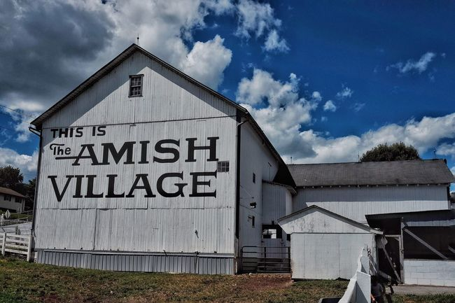 Amish Amish Country Pennsylvania United States Mobilephotography FUJIFILM X-T1