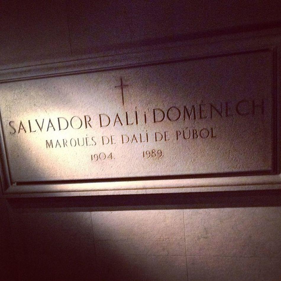 My own little pilgrimage. Omgspain MuseuDali